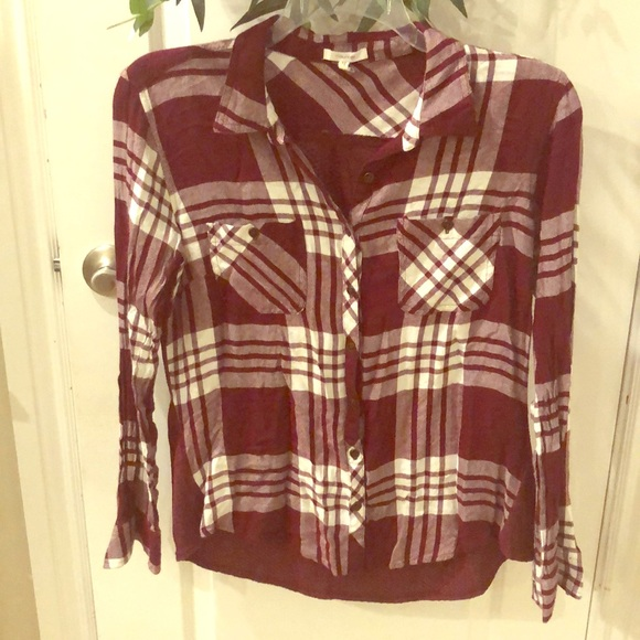 Maurices Tops - Maurice's Flannel